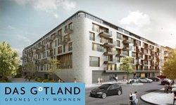 Bauobjekt Das Gotland - Grünes City Wohnen