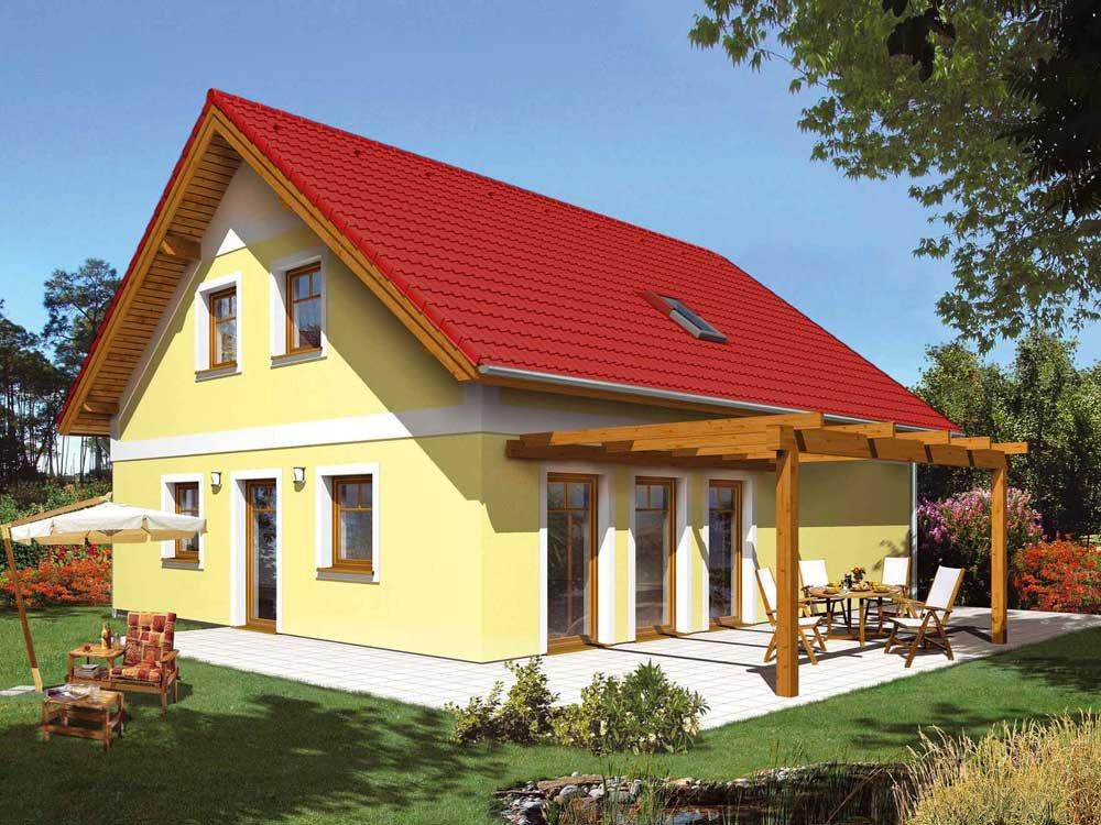 Einfamilienhaus neubau satteldach  Einfamilienhaus Brunnthal-Neukirchstockach - Brunnthal - Rienas ...