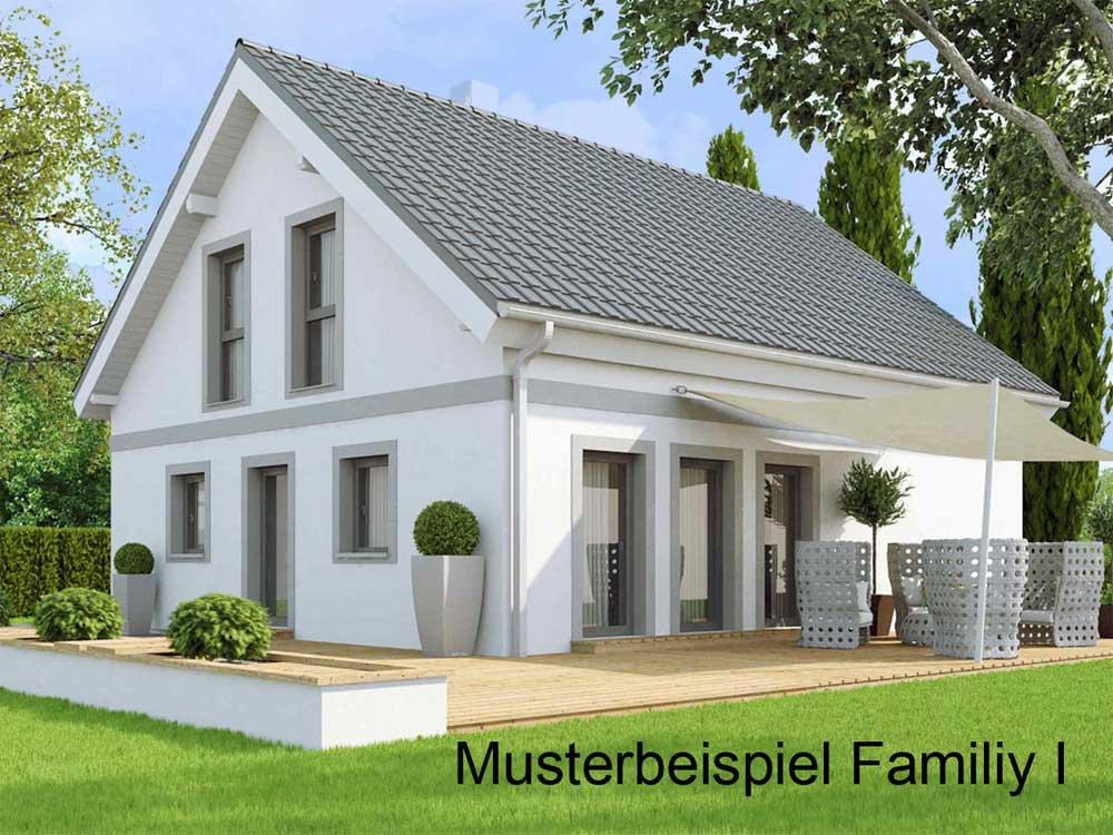 Einfamilienhaus brunnthal neukirchstockach brunnthal for Grundriss neubau einfamilienhaus