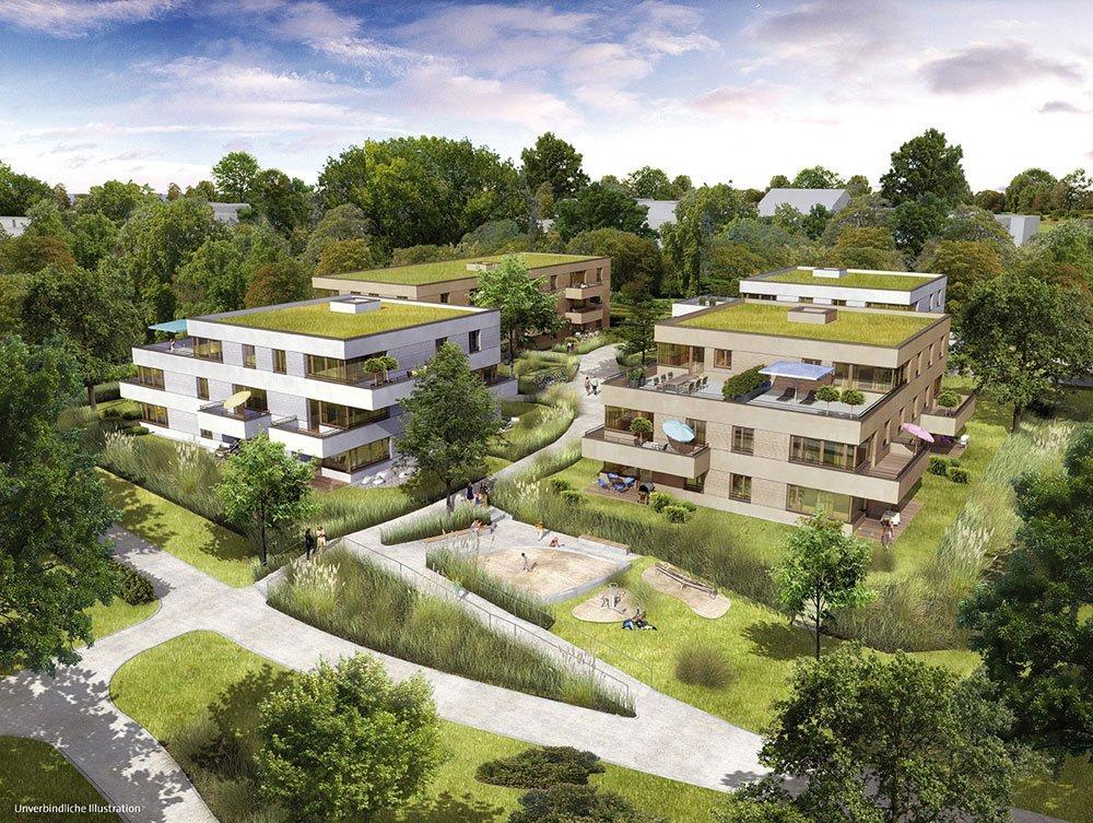 parkquartier bruck f rstenfeldbruck w stenrot haus und st dtebau neubau immobilien. Black Bedroom Furniture Sets. Home Design Ideas