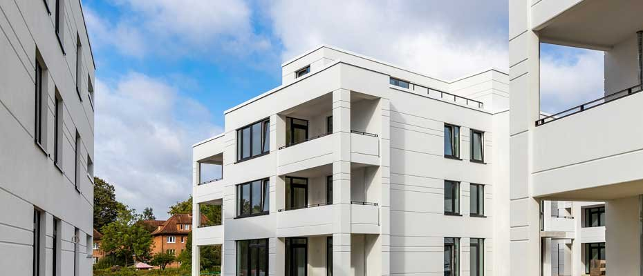 Wohnen und Leben an der Ostsee: MOMENTS Travemünde - Neubau von 66 Eigentumswohnungen
