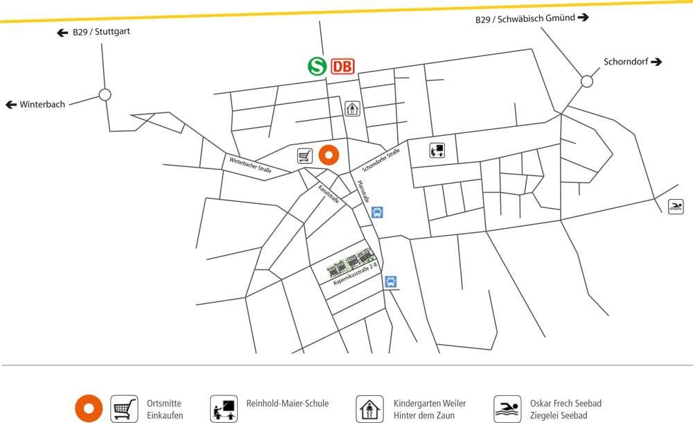 Kopernikusstrasse Schorndorf Weiler Schorndorf Aspa Immobilien