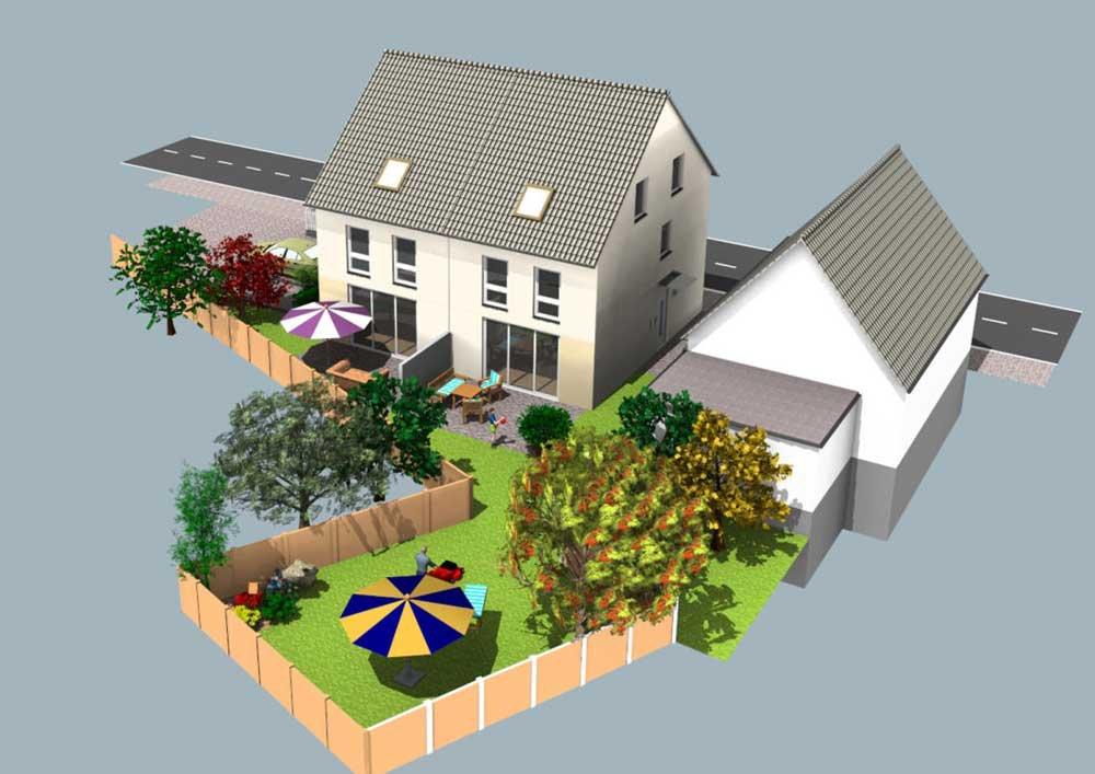 bickenbacher stra e alsbach h hnlein effizienz haus neubau immobilien informationen. Black Bedroom Furniture Sets. Home Design Ideas