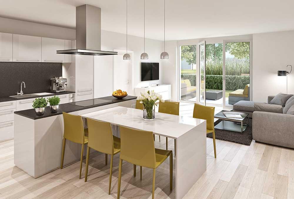 hoch cker mitte bauabschnitt wa 6 0 m nchen perlach bayerische hausbau neubau immobilien. Black Bedroom Furniture Sets. Home Design Ideas