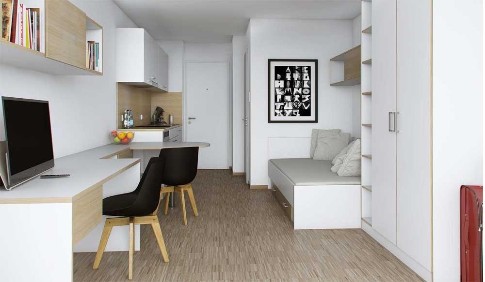 bilder und fotos vom bauvorhaben campo novo mainz. Black Bedroom Furniture Sets. Home Design Ideas