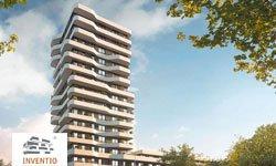 Letze Chance – nur noch 1 Wohnung im IN-Tower im 13. OG  verfügbar