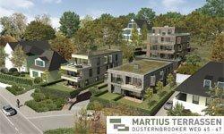 Luxuriös Wohnen in Kiel: Martius Terrassen