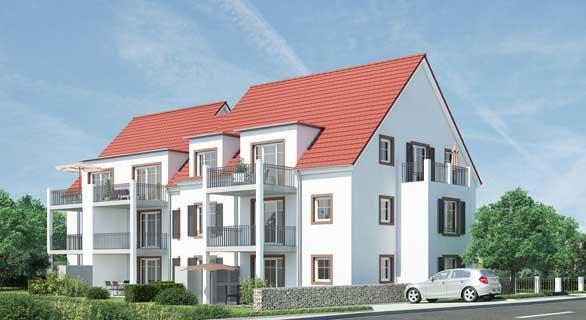 Bauvorhaben: Rheinstraße 37 - Stadthaus in Bad Bellingen