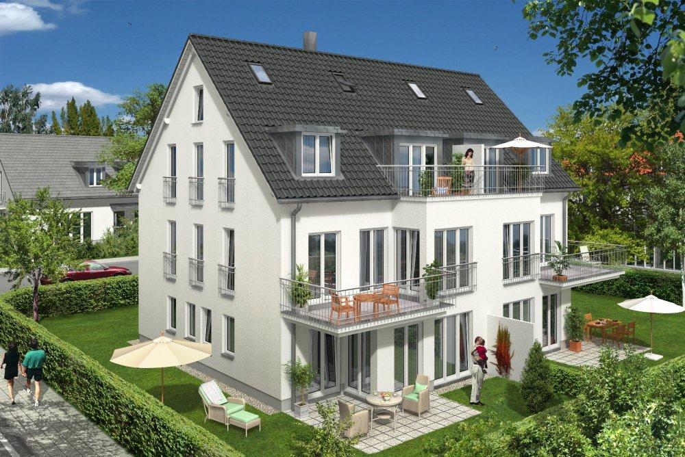 Neubaukompass muenchen for Mehrfamilienhaus neubau