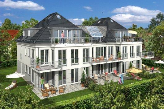 Grundrisse und pl ne vom bauvorhaben mehrfamilienhaus for Mehrfamilienhaus neubau