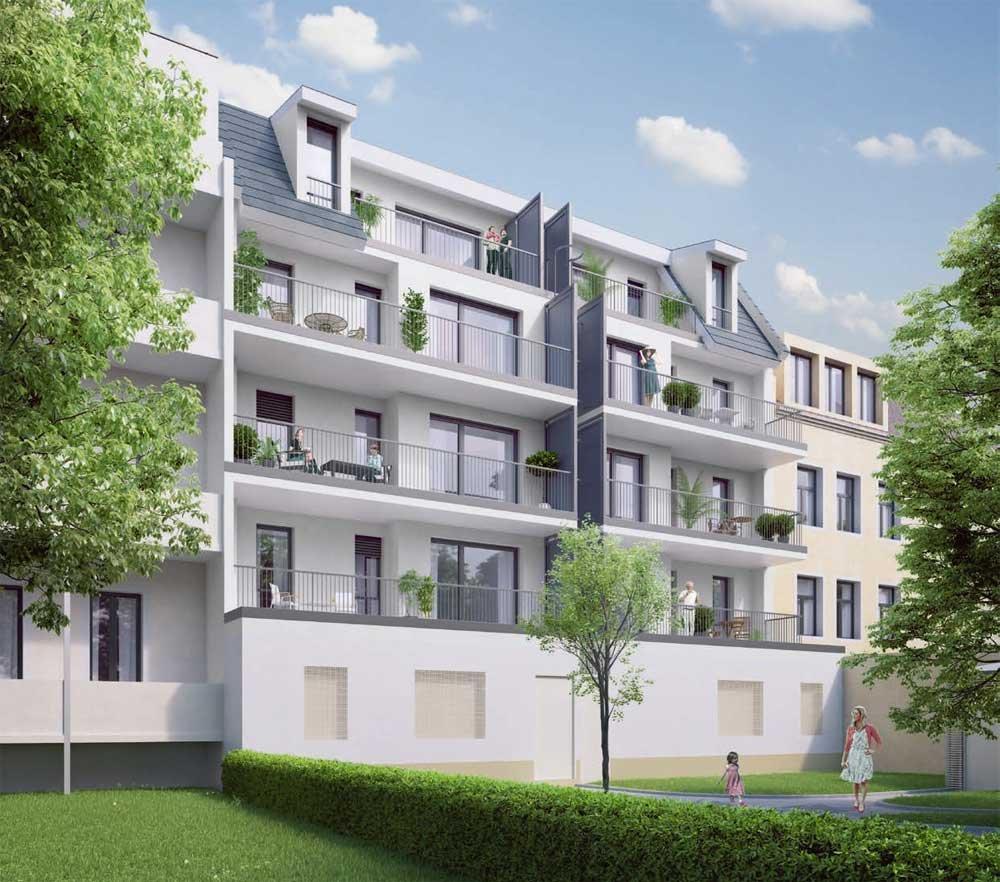 Klingenberger Straße 21 - Dresden-Plauen - HBH Immobilien - Neubau ...