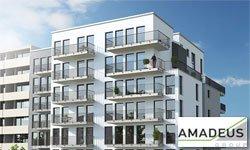 Neubauprojekt: Amadeus-twentyfive in Oberrad