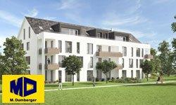 Bauobjekt Langweid Village - Eigentumswohnungen