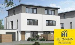 Bereits 50 Prozent verkauft: Holz Müller – Doppelhaushälften