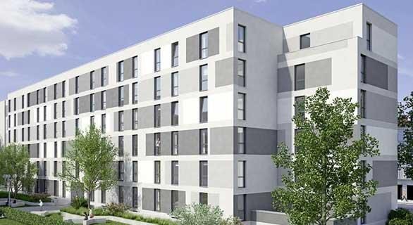neu begehrte studenten apartments in berlin mitte. Black Bedroom Furniture Sets. Home Design Ideas