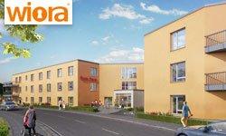 Neubau-Apartments: Senioren-Pflegeheim Sprendlingen