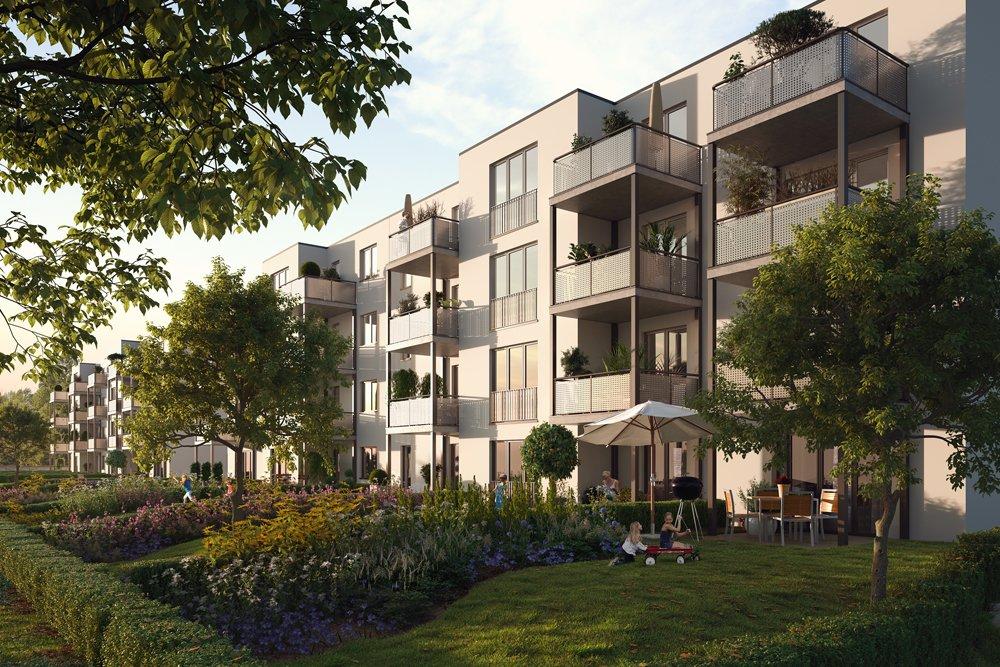 wohnen am striewitzweg teltow bonava deutschland gmbh region berlin brandenburg neubau. Black Bedroom Furniture Sets. Home Design Ideas