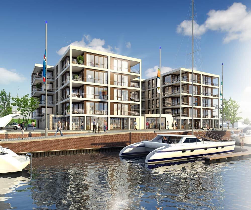 Panorama bremerhaven bremerhaven justus grosse neubau immobilien informationen - Architektur bremerhaven ...