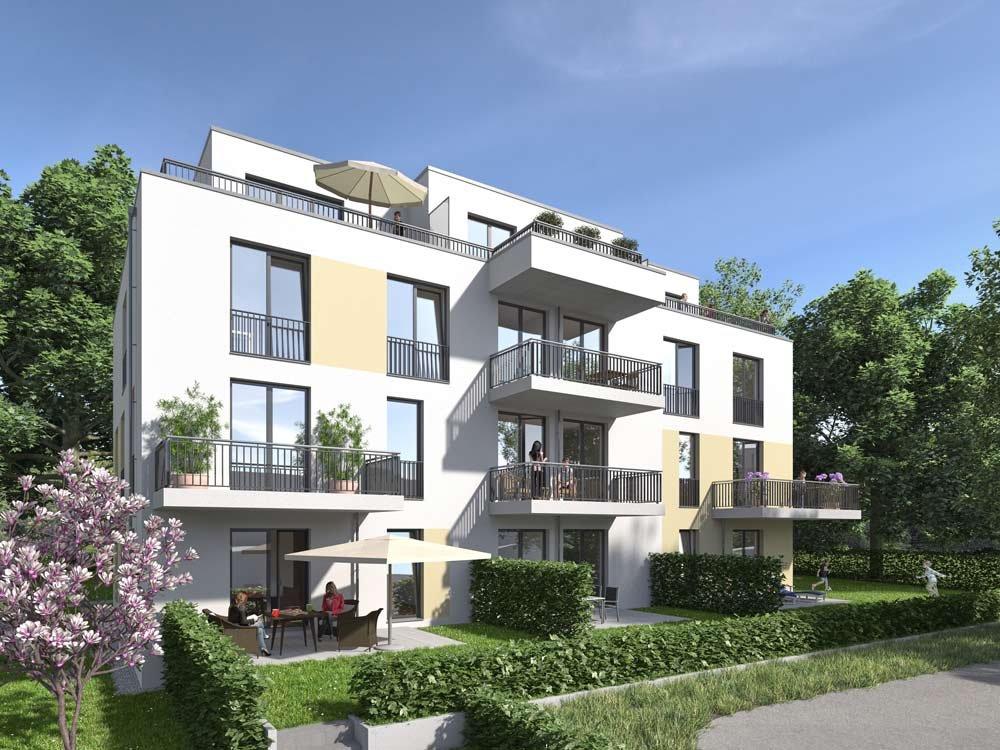 Dreiklang - Hamburg-Bramfeld - Thomas Klinke Immobilien - Neubau ...