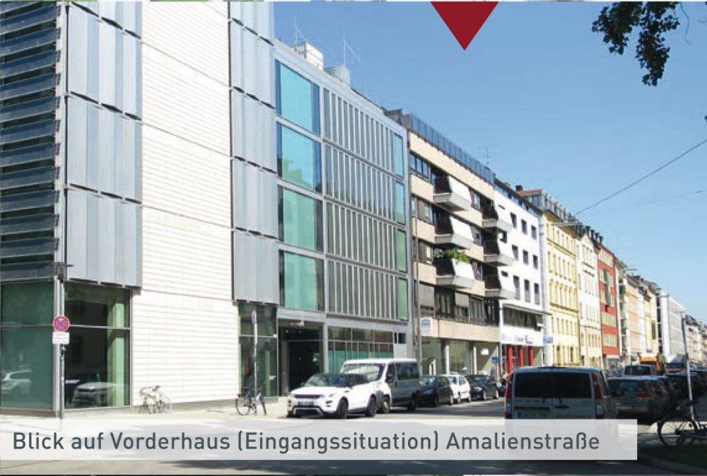 Amalienstraße 9 München Maxvorstadt Walser Immobilienwelt