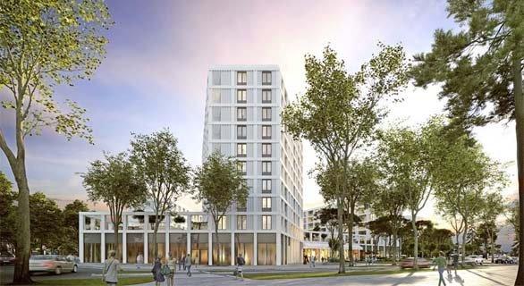 Bauvorhaben: Belvedere Pasing-Obermenzing