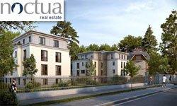 Bauobjekt Villen am Kurpark Wilhelmsbad