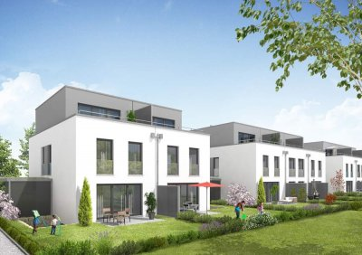 Bauobjekt Bright Living Bad Vilbel