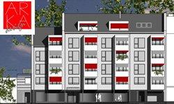 Baubeginn in Kürze: City Wohnen St. Leonhard