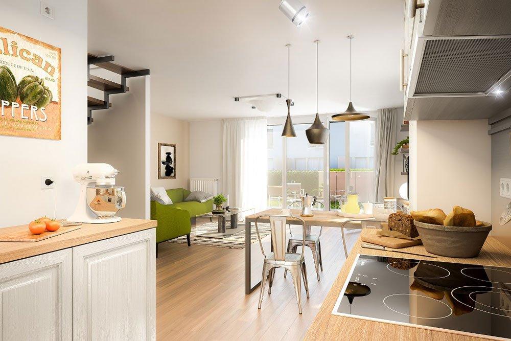 wohnpark am coloniapark berlin altglienicke deutsche reihenhaus neubau immobilien. Black Bedroom Furniture Sets. Home Design Ideas