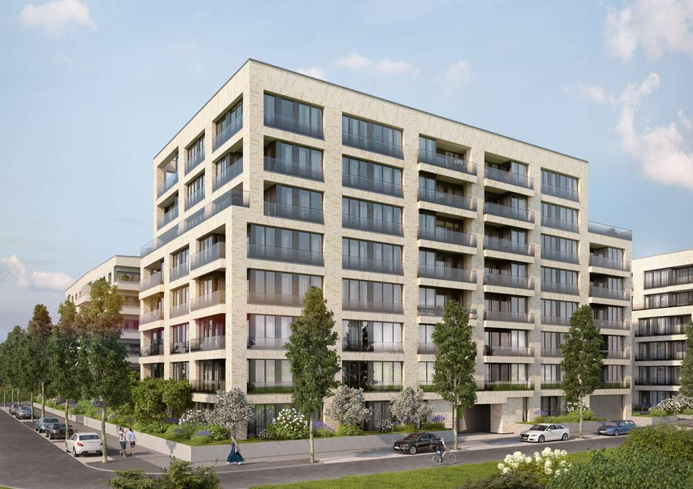 Maximilians Quartier - Berlin-Wilmersdorf - Groth Gruppe - Neubau ...