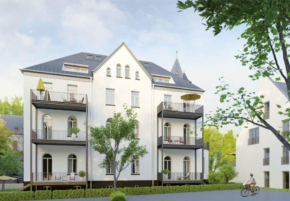 Michaels Garten Wiesbaden Nordost Gsw Frankfurt Neubau