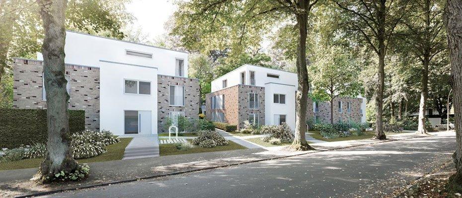 WALDDÖRFER ENSEMBLE - Neubau von Eigentumswohnungen