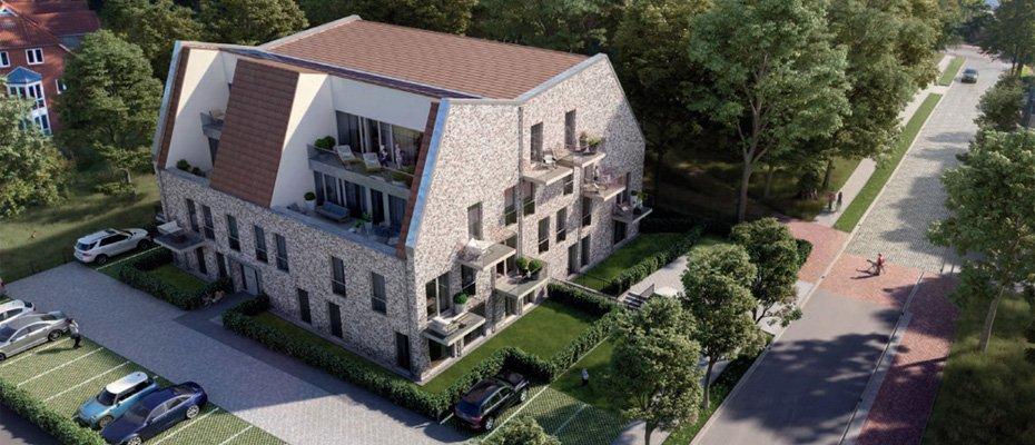 Bild zu  - Neubau von 24 Eigentumswohnungen