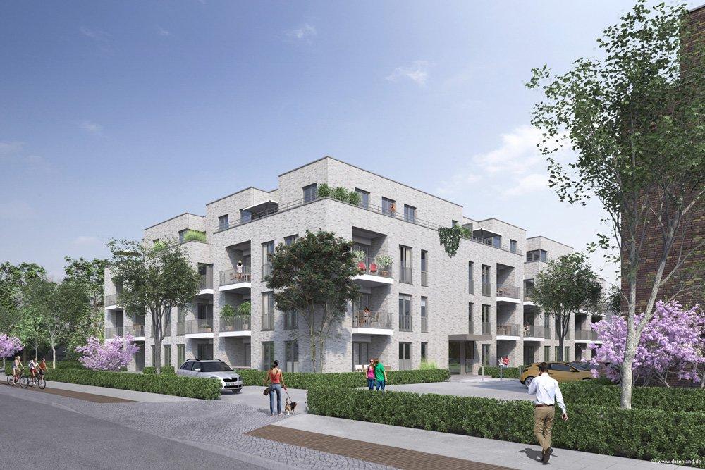 Open House am Sonntag 16.6. von 11-13 Uhr: Feldbehn-Quartier Quickborn - Neubau von Eigentumswohnungen