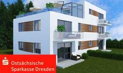 Bauobjekt Eigentumswohnungen in Kleinzschachwitz