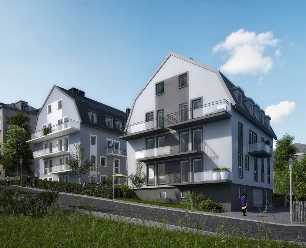 Bilder Neubau Eigentumswohnungen Holsteiner Straße Dresden
