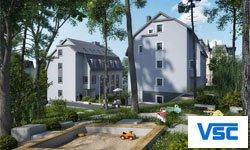 Großzügige Eigentumswohnungen: Wohnduett Zschonergrund