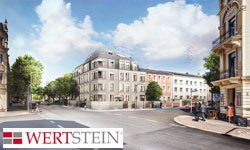 Bauobjekt Maxim-Apartments
