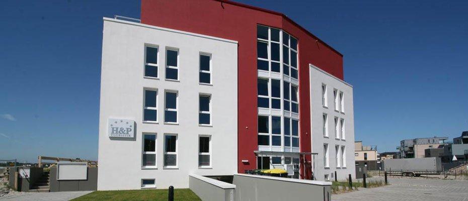 Tag der offenen Tür am 5. + 6. April 2019: Residenz Bollwark in Olpenitz - Neubau von 26 Ferienwohnungen