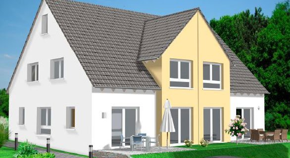 Doppel- und Einfamilienhäuser Burgthann