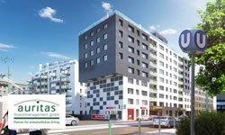 Die neue Jägerstraße - Wien