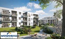 Bauobjekt Stadt und See Olching