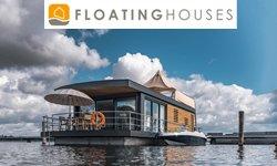 Über 60 Prozent verkauft: Schwimmende Häuser Brombachsee
