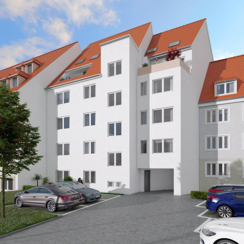 WEBER.ACHT - Nürnberg-Altstadt, St. Lorenz - BAUHAUS. Liebe und ...