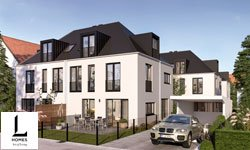 Nur noch eine Doppelhaushälfte verfügbar: Zweigstraße 7