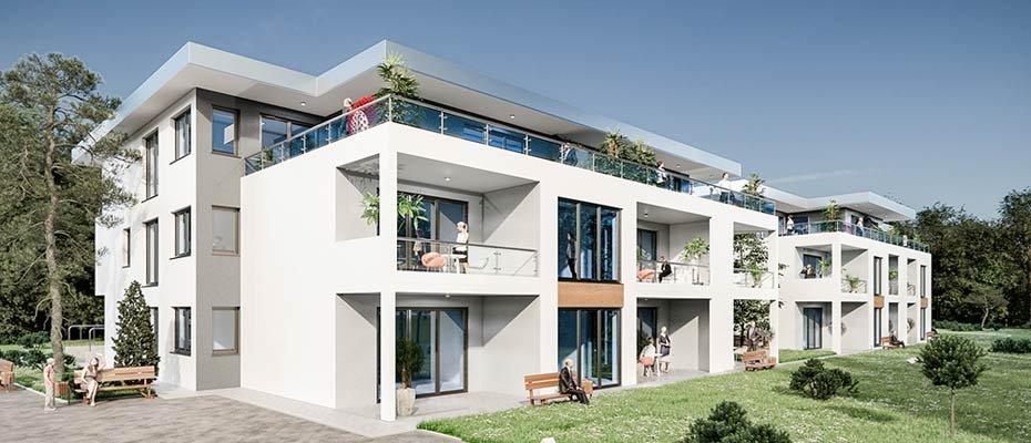 Neu: Wohnresidenz am Türmle - Neubau von 19 Eigentumswohnungen