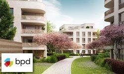 Parkähnliche Wohnlage mit Aussicht: HAINBRUNNENPARK