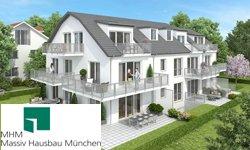 Idyllische Gartenwohnungen: Heinrich-Marschner-Straße 25 Vaterstetten