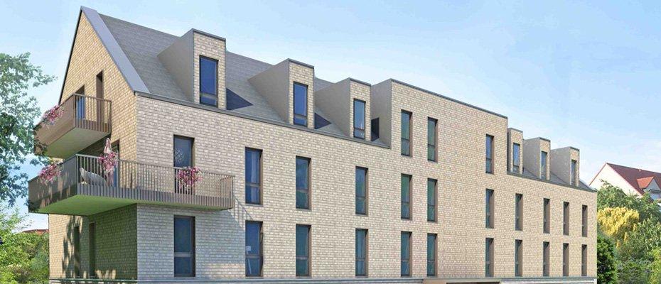 Bild zu Holzpalais am Wilden Mann - Neubau von 13 Eigentumswohnungen