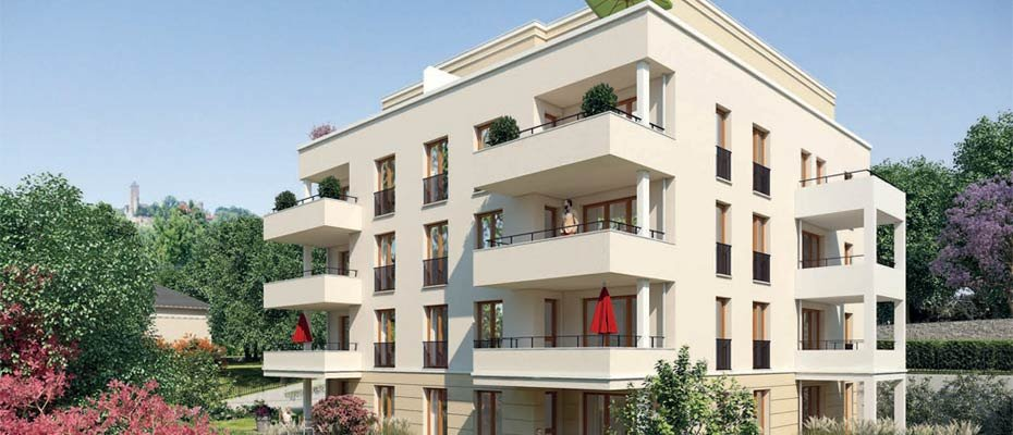 Neubauprojekt: acapella Heppenheim - Neubau von 40 Eigentumswohnungen
